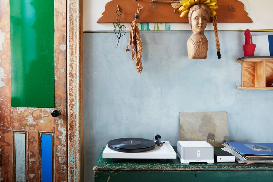 Transform Your Wired Speakers into Wireless with the Sonos Amp